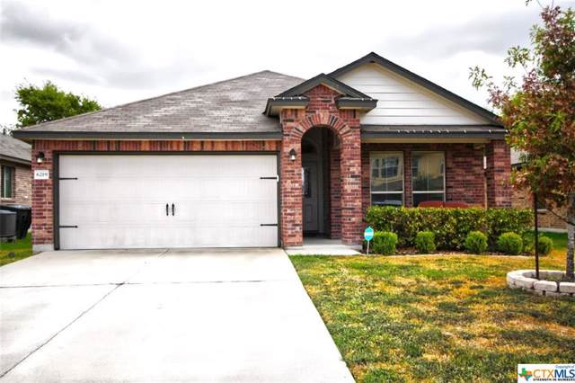 6219 Ambrose Circle, Temple, TX 76502 (MLS #390586) :: The i35 Group