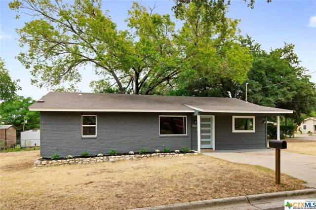 601 W 4th Street, Georgetown, TX 78626 (MLS #390602) :: The Graham Team