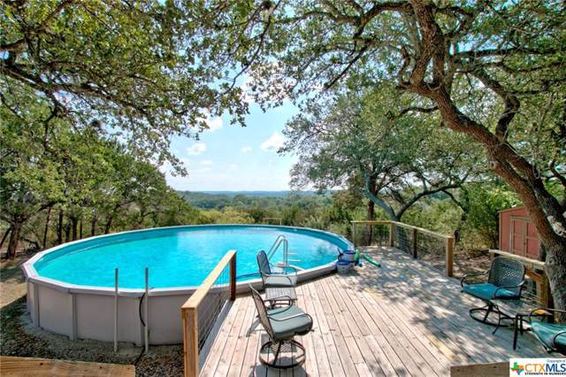 650 Scenic View Drive, Spring Branch, TX 78070 (#390604) :: Realty Executives - Town & Country
