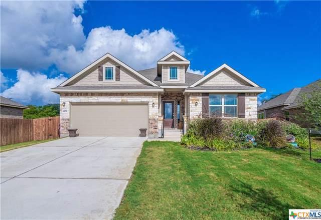 5875 Hopper Court, New Braunfels, TX 78132 (MLS #390618) :: The Graham Team