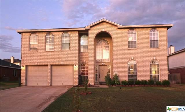 2305 Modoc Drive, Harker Heights, TX 76548 (MLS #390632) :: The Graham Team