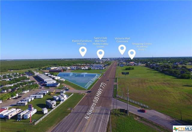 13102 N Navarro, Victoria, TX 77904 (MLS #390638) :: Brautigan Realty
