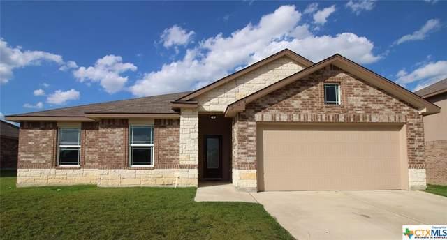 509 W Vega Lane, Killeen, TX 76542 (#390640) :: Realty Executives - Town & Country