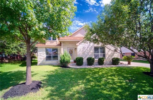 6001 Cobalt Lane, Killeen, TX 76542 (MLS #390661) :: Brautigan Realty