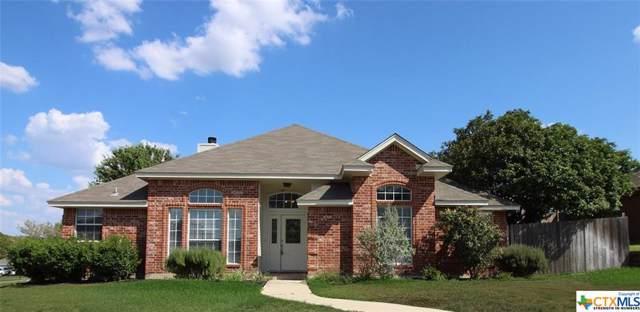 701 Honeysuckle Circle, Harker Heights, TX 76548 (MLS #390679) :: The Graham Team