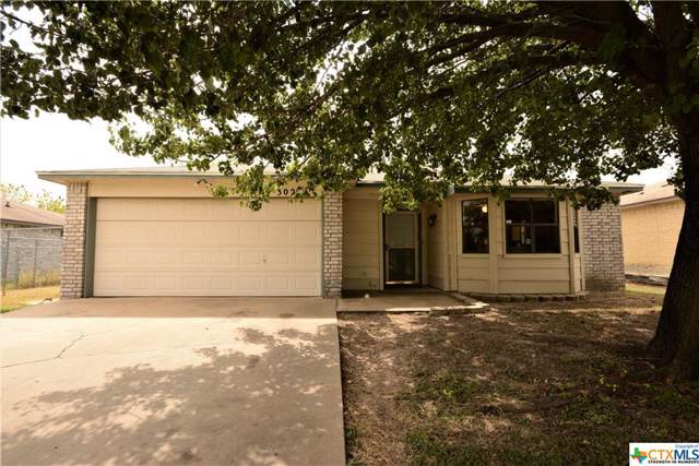 302 Eric Drive, Killeen, TX 76542 (MLS #390689) :: Vista Real Estate