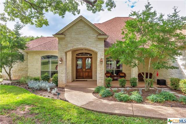 205 Shady Elm, Georgetown, TX 78633 (MLS #390693) :: Berkshire Hathaway HomeServices Don Johnson, REALTORS®