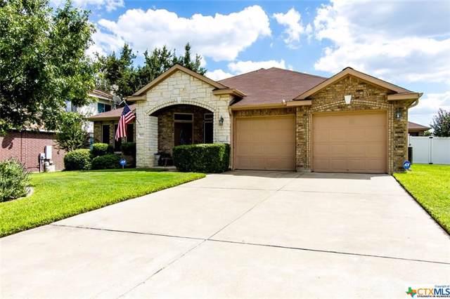 702 Cattail Circle, Harker Heights, TX 76548 (MLS #390695) :: The Graham Team