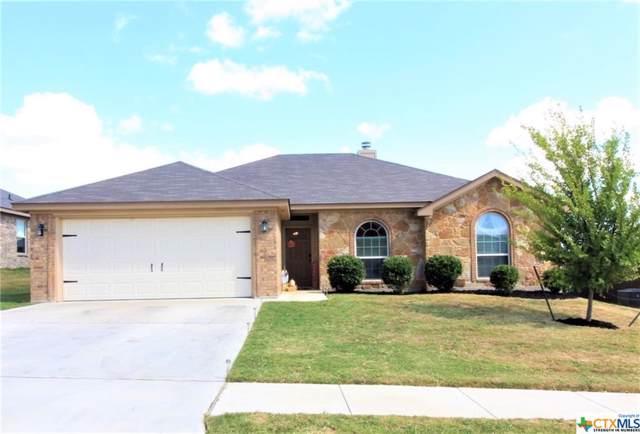 3711 Flatrock Mountain Drive, Killeen, TX 76549 (MLS #390714) :: Brautigan Realty
