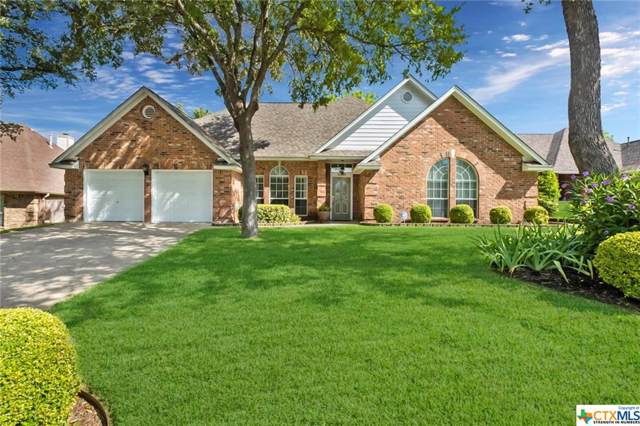 1805 Mountain View Court, Harker Heights, TX 76548 (MLS #390718) :: The Graham Team