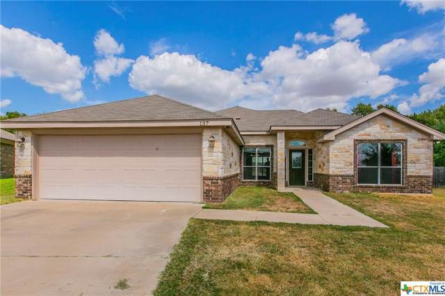 137 Sheridan Loop, Belton, TX 76513 (MLS #390763) :: The Graham Team