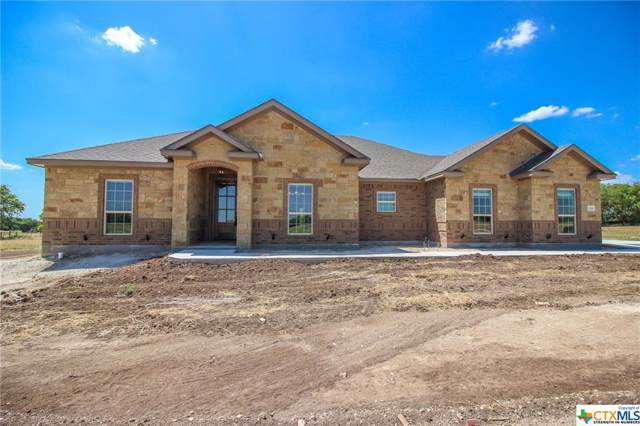136 Metheglin Drive, Temple, TX 76502 (MLS #390797) :: The Graham Team