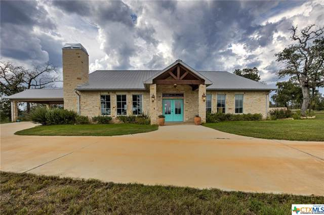 2198 Sandy Ranch Road, Harwood, TX 78632 (#390926) :: Realty Executives - Town & Country