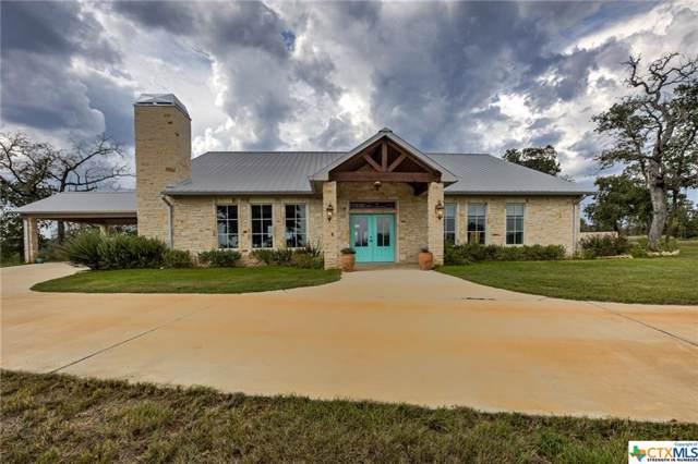 2198 Sandy Ranch Road, Harwood, TX 78632 (#390938) :: Realty Executives - Town & Country