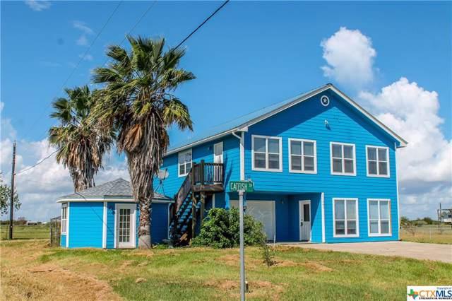 160 Catfish, Palacios, TX 77465 (MLS #390951) :: The i35 Group