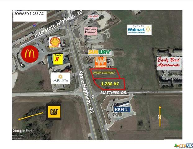 1.268 Ac S Hwy 46 Highway, Seguin, TX 78155 (MLS #391052) :: The Real Estate Home Team