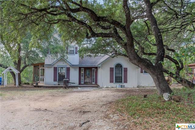 18005 Gregg Bluff Road, Jonestown, TX 78645 (MLS #391068) :: The Graham Team