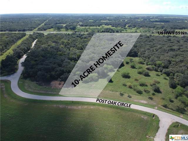 Tract 2 Post Oak Circle, Inez, TX 77968 (MLS #391091) :: Vista Real Estate
