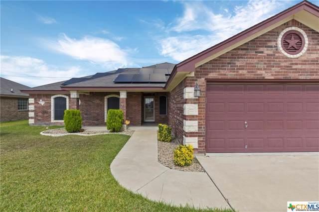 3709 Dewitt County Court, Killeen, TX 76549 (MLS #391104) :: Brautigan Realty