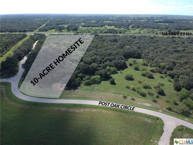 Tract 3 Post Oak Circle, Inez, TX 77968 (MLS #391112) :: Vista Real Estate