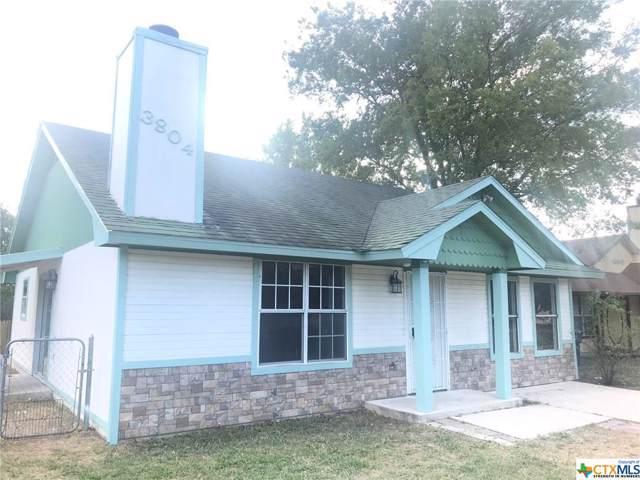 3804 Trotwood Trail, Killeen, TX 76543 (MLS #391122) :: The Graham Team