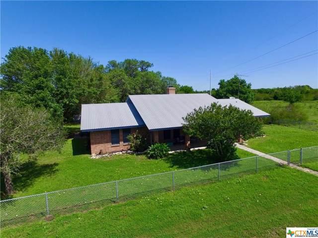 1018 County Road 322, Yoakum, TX 77995 (MLS #391176) :: RE/MAX Land & Homes