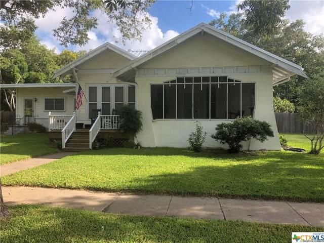 211 Coke Street, Yoakum, TX 77995 (MLS #391281) :: RE/MAX Land & Homes