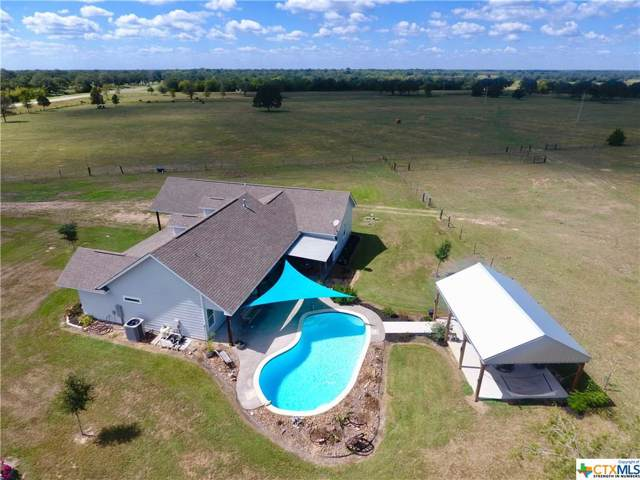 7400 N State Highway 95, Flatonia, TX 78941 (MLS #391285) :: The Real Estate Home Team