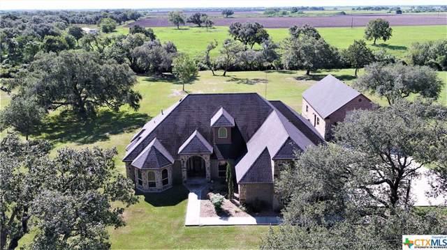 289 Grand Oak Drive, Inez, TX 77968 (MLS #391433) :: Kopecky Group at RE/MAX Land & Homes