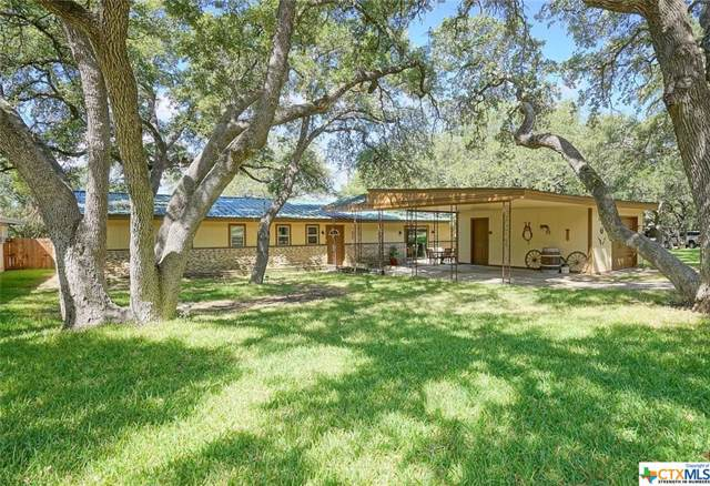 10 Wyatt Earp Drive, Morgan's Point Resort, TX 76513 (MLS #391444) :: The Real Estate Home Team
