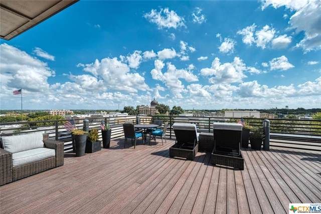 810 S Rock Street #203, Georgetown, TX 78626 (MLS #391536) :: Marilyn Joyce | All City Real Estate Ltd.