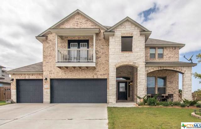 1221 Hogg Court, Copperas Cove, TX 76522 (MLS #391544) :: The Myles Group