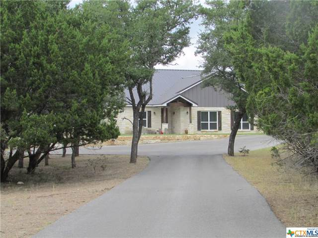 3773 County Road 1020, Lampasas, TX 76550 (MLS #391557) :: The Real Estate Home Team