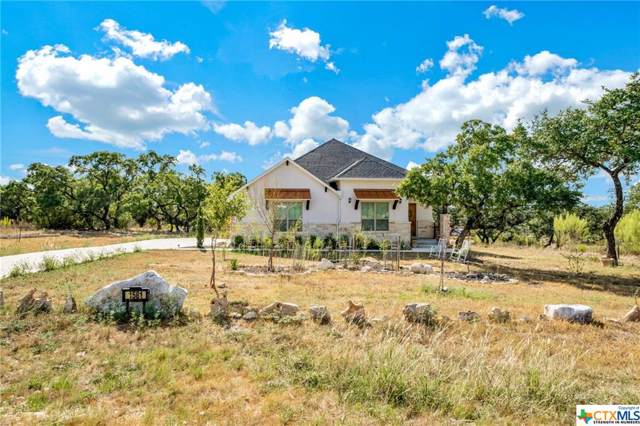 1581 Lake Ridge Boulevard, Canyon Lake, TX 78133 (MLS #391728) :: The Graham Team