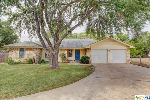1012 Creekbend Cove, Pflugerville, TX 78660 (MLS #391808) :: Berkshire Hathaway HomeServices Don Johnson, REALTORS®
