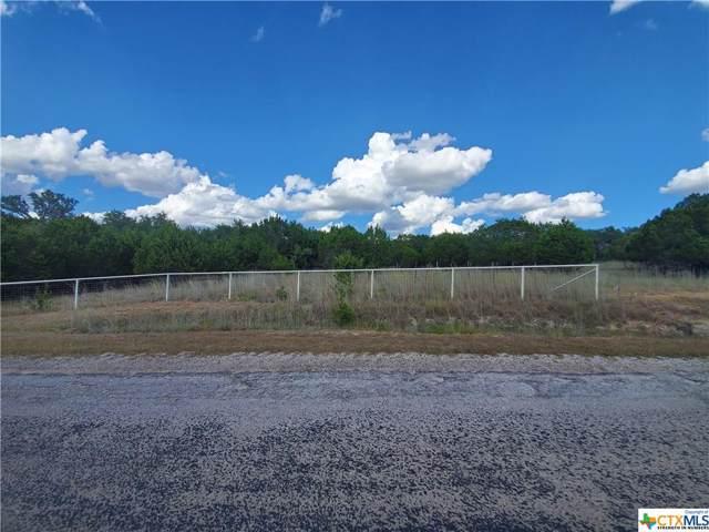 00 Cr 1020, Lampasas, TX 76550 (MLS #391876) :: The Real Estate Home Team