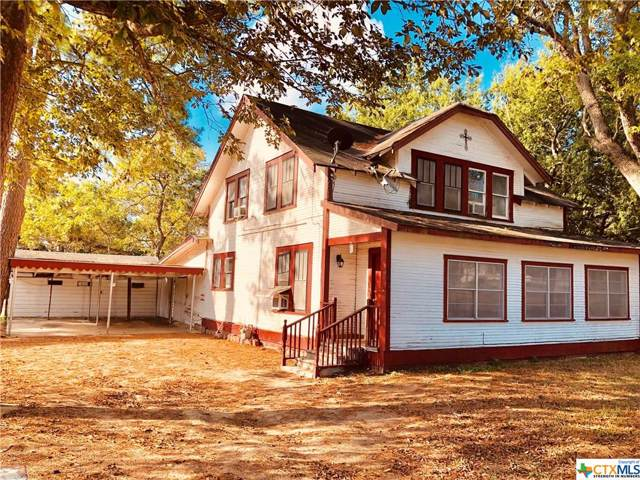 806 Baumgarten Street, Schulenburg, TX 78956 (MLS #391932) :: The Real Estate Home Team