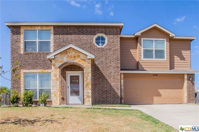 2120 Independence Court, Belton, TX 76513 (#392046) :: 12 Points Group