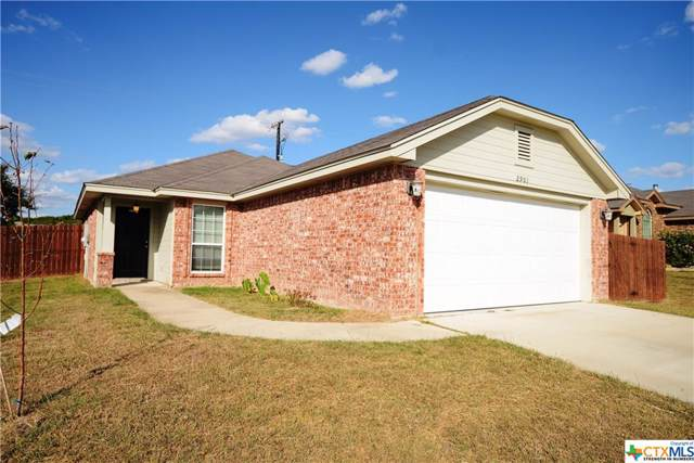 2901 Montague County Drive, Killeen, TX 76549 (MLS #392134) :: Marilyn Joyce | All City Real Estate Ltd.