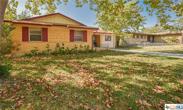 607 N 17th Street, Copperas Cove, TX 76522 (MLS #392141) :: The Myles Group