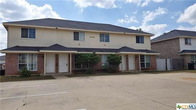 4006 Madison Drive A - D, Killeen, TX 76543 (MLS #392160) :: The Graham Team