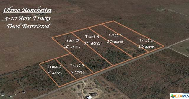Tract 1 Spur 159, Port Lavaca, TX 77979 (MLS #392177) :: The Graham Team