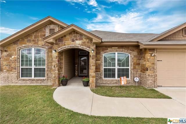 6509 Castle Gap Drive, Killeen, TX 76549 (MLS #392178) :: Brautigan Realty