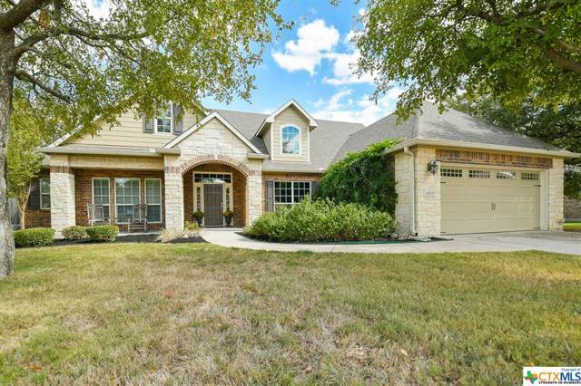 3003 Amber Forest Trail, Belton, TX 76513 (MLS #392179) :: The Myles Group