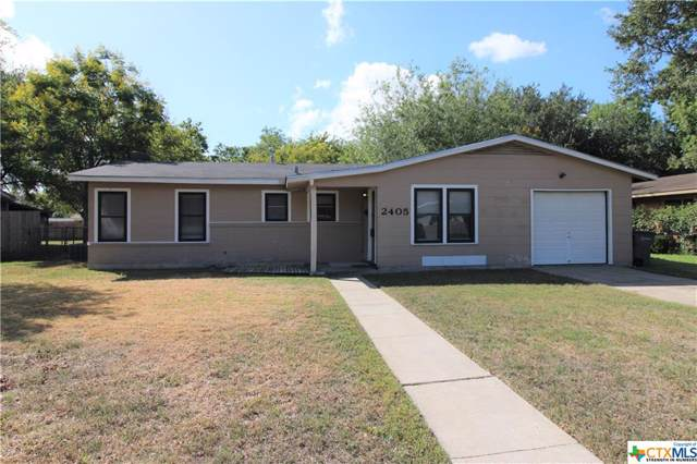 2405 Mimosa, Victoria, TX 77901 (MLS #392185) :: The Zaplac Group