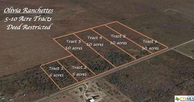 Tract 5 Spur 159, Port Lavaca, TX 77979 (MLS #392201) :: The Graham Team