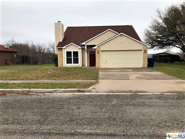 105 Nelson Drive, Copperas Cove, TX 76522 (MLS #392207) :: The Myles Group