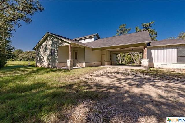 214 Private Road 7055, Milano, TX 76556 (MLS #392222) :: The Graham Team