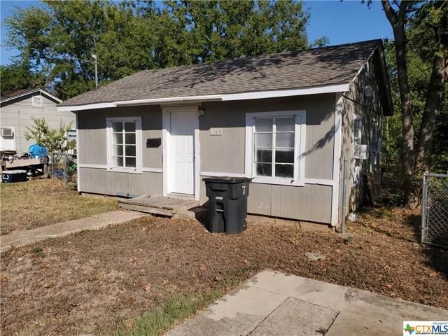 1508 N Park Street, Killeen, TX 76541 (MLS #392231) :: The Graham Team