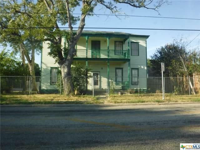 502 E Juan Linn Street, Victoria, TX 77901 (MLS #392315) :: The Real Estate Home Team